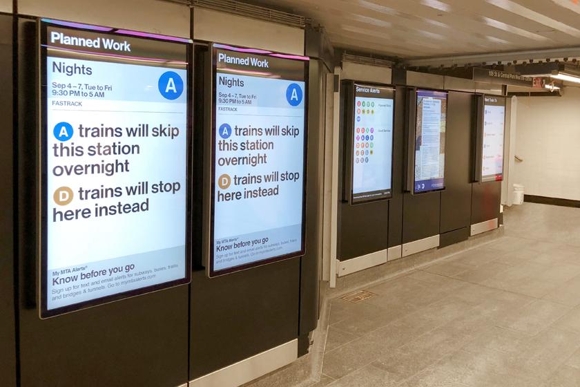 MTA Dashboards
